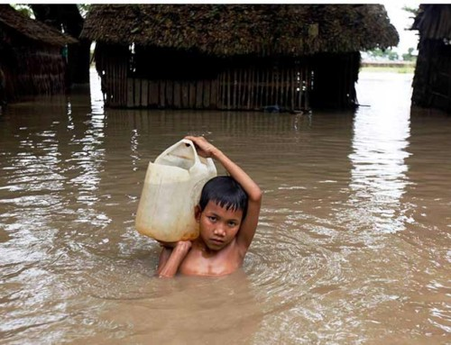 It Takes Everyone: Flood Relief Update
