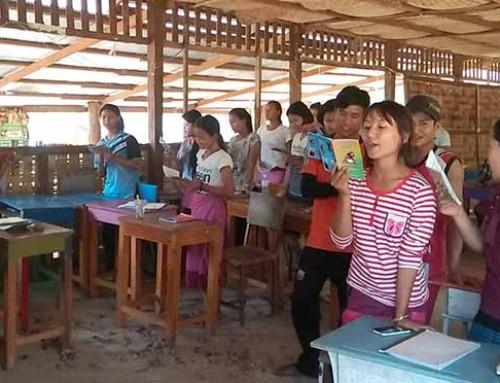 Community Catalyst: Nay Zar, Thai-Myanmar Border