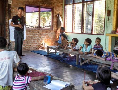 First Hand: EduNet in Yangon