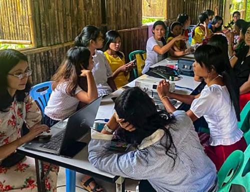 Mobilizing Myanmar Aims to Train 5,000+ Women