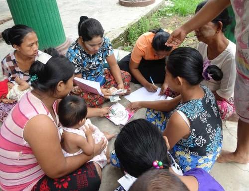 10 Ways Women's Savings Groups Have Paid Off in Myanmar